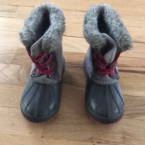 Old Navy Winter Boots Size 9 Toddler